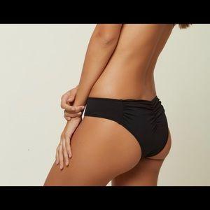 O'Neill Saltwater Solids Hipster Bikini Small